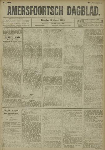Amersfoortsch Dagblad 1909-03-16