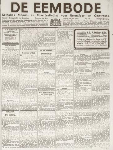 De Eembode 1916-06-16
