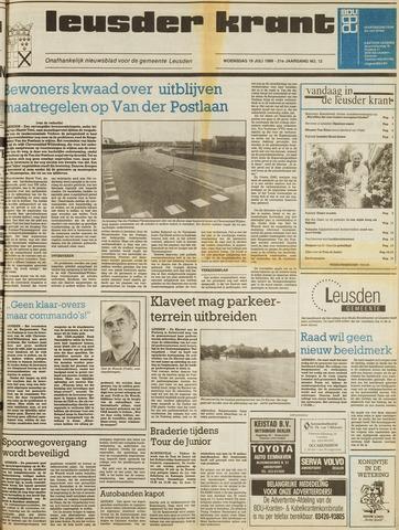 Leusder Krant 1989-07-19