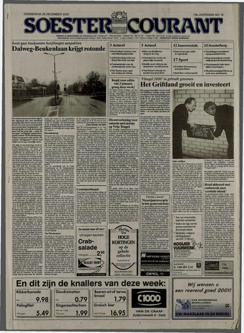 Soester Courant 2000-12-28