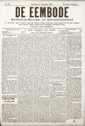 De Eembode 1895-08-17