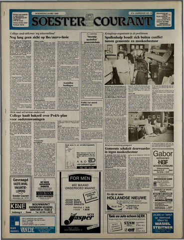 Soester Courant 1989-05-24