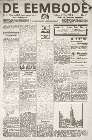 De Eembode 1925-01-02