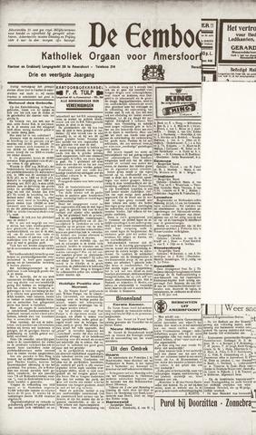De Eembode 1929-07-16