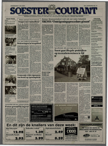 Soester Courant 2004-07-07
