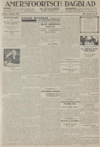 Amersfoortsch Dagblad / De Eemlander 1929-08-02