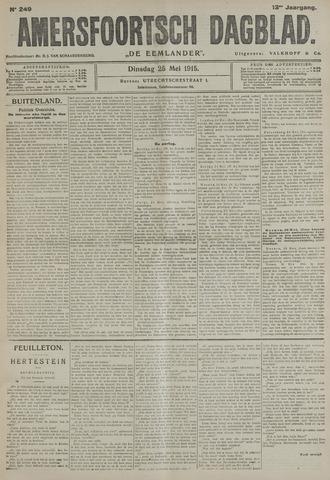Amersfoortsch Dagblad / De Eemlander 1915-05-25