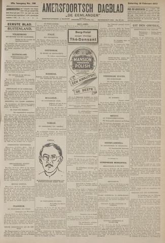 Amersfoortsch Dagblad / De Eemlander 1927-02-19