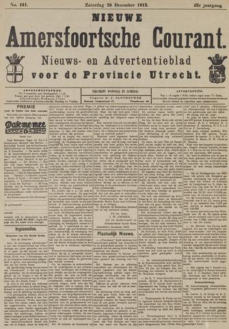 Nieuwe Amersfoortsche Courant 1913-12-20