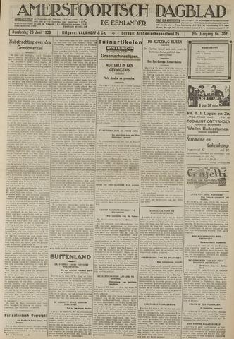 Amersfoortsch Dagblad / De Eemlander 1930-06-26