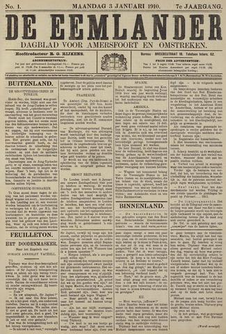 De Eemlander 1910-01-03