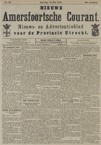 Nieuwe Amersfoortsche Courant 1917-05-12