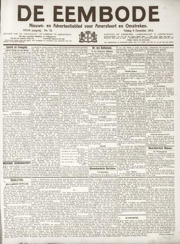 De Eembode 1913-12-05