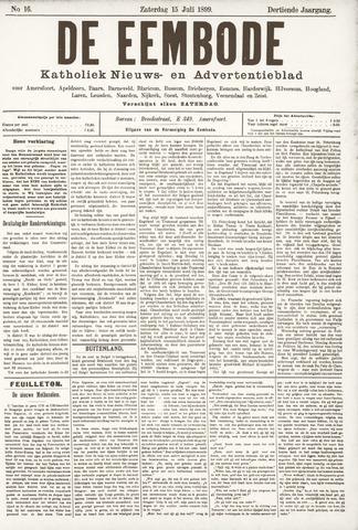 De Eembode 1899-07-15