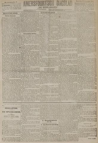 Amersfoortsch Dagblad / De Eemlander 1919-08-25