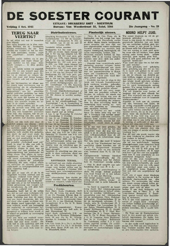 Soester Courant 1945-10-05