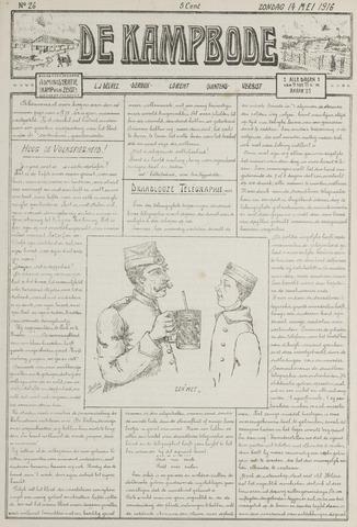 De Kampbode 1916-05-14
