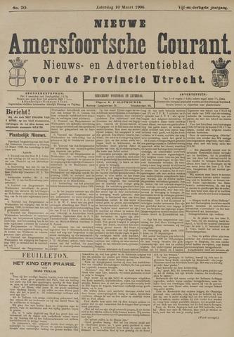 Nieuwe Amersfoortsche Courant 1906-03-10