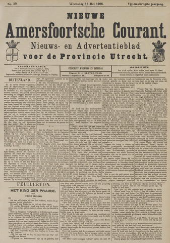 Nieuwe Amersfoortsche Courant 1906-05-16