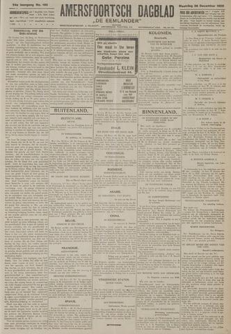 Amersfoortsch Dagblad / De Eemlander 1925-12-28