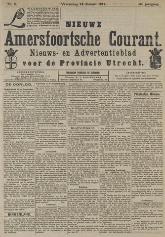 Nieuwe Amersfoortsche Courant 1917-01-10