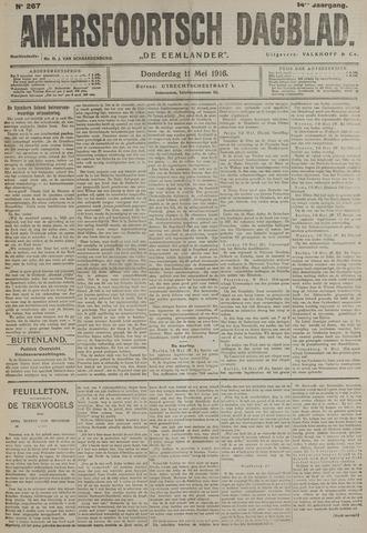 Amersfoortsch Dagblad / De Eemlander 1916-05-11