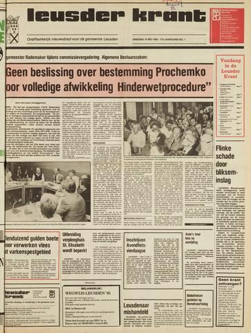 Leusder Krant 1985-05-14