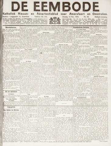 De Eembode 1916-11-14