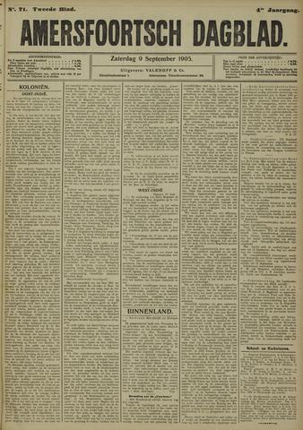 Amersfoortsch Dagblad 1905-09-09