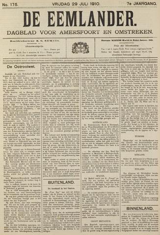 De Eemlander 1910-07-29