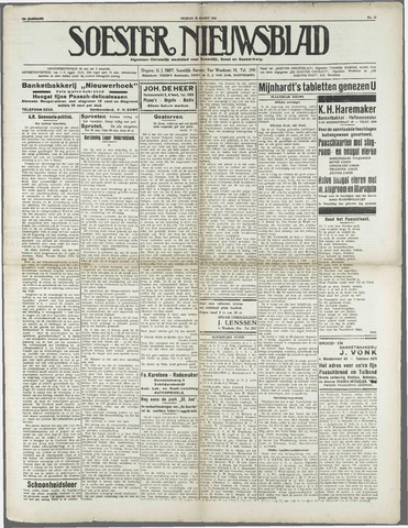 Soester Courant 1932-03-25