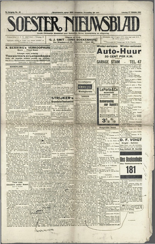 Soester Courant 1923-10-27