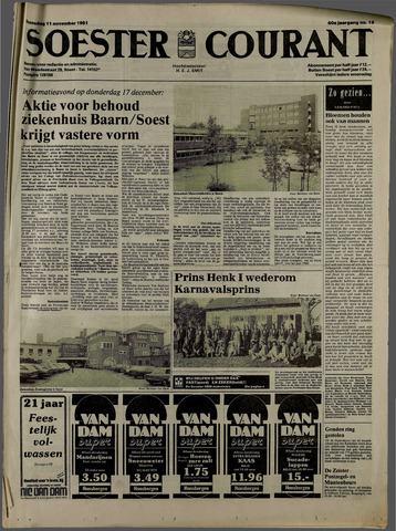Soester Courant 1981-11-11