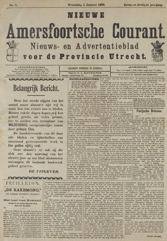 Nieuwe Amersfoortsche Courant 1908-01-01