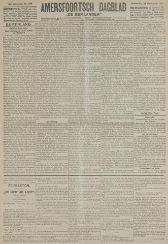 Amersfoortsch Dagblad / De Eemlander 1917-11-22