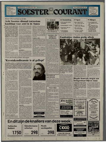 Soester Courant 1995-02-15