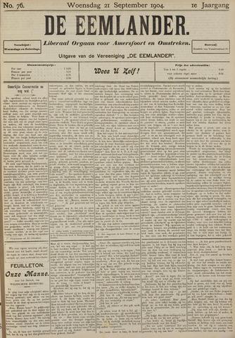 De Eemlander 1904-09-21
