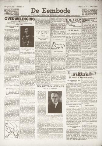 De Eembode 1939-04-14
