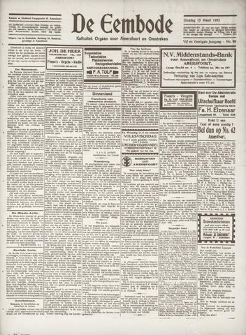 De Eembode 1932-03-15