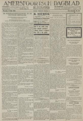 Amersfoortsch Dagblad / De Eemlander 1928-05-21