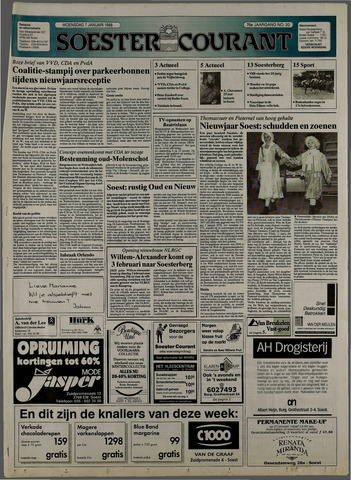 Soester Courant 1998-01-07