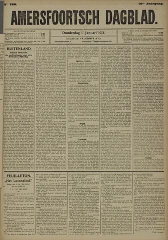 Amersfoortsch Dagblad 1912-01-11