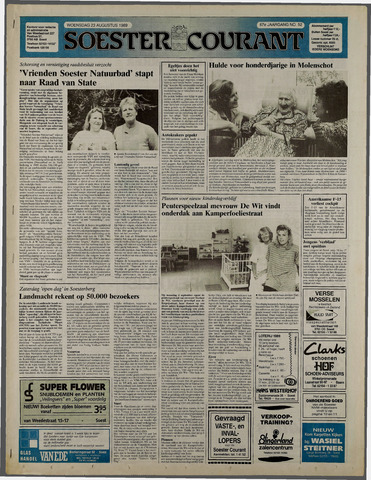 Soester Courant 1989-08-23