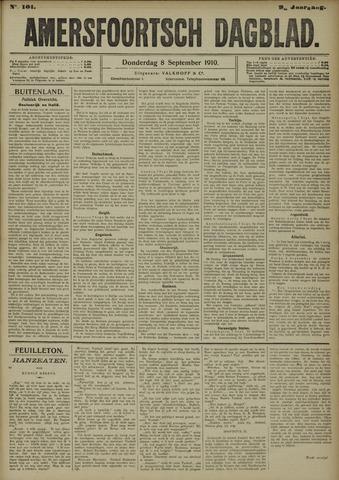 Amersfoortsch Dagblad 1910-09-08