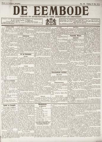 De Eembode 1913-05-23