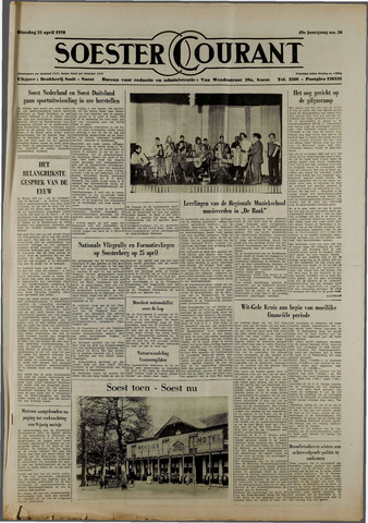 Soester Courant 1970-04-21