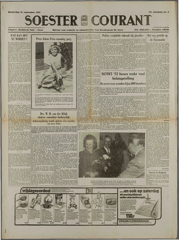 Soester Courant 1972-09-21