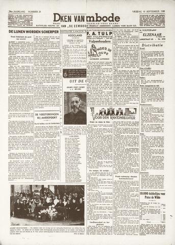 De Eembode 1940-09-13