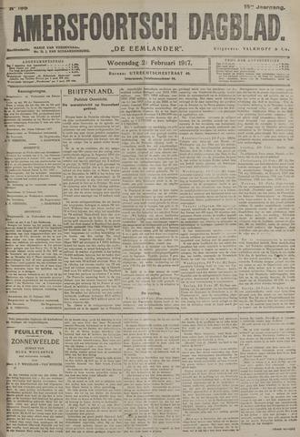Amersfoortsch Dagblad / De Eemlander 1917-02-21