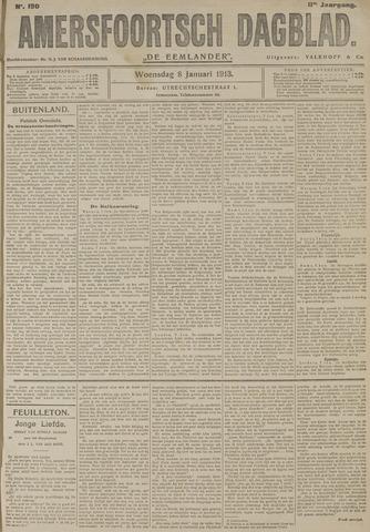 Amersfoortsch Dagblad / De Eemlander 1913-01-08